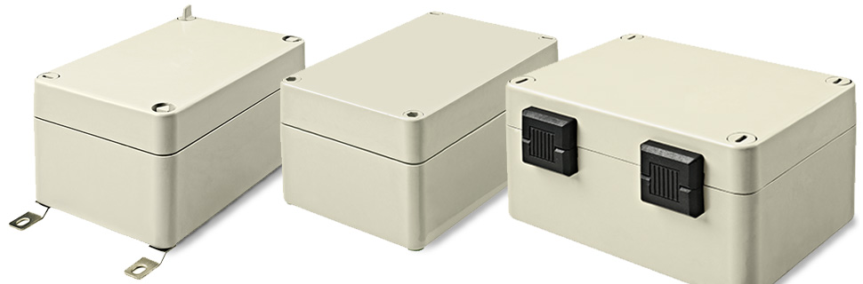accessories for polyTOP and polyTOP Ex enclosures