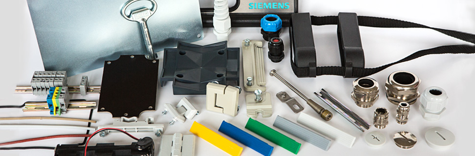Accesories for ROLEC enclosures
