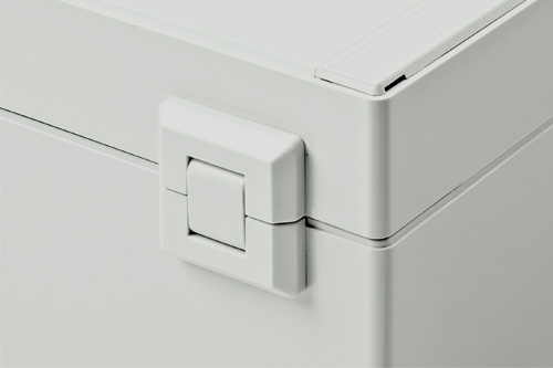Hinge for technoCASE enclosures