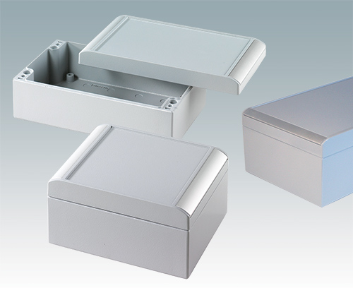 aluCASE IP67 aluminum enclosures