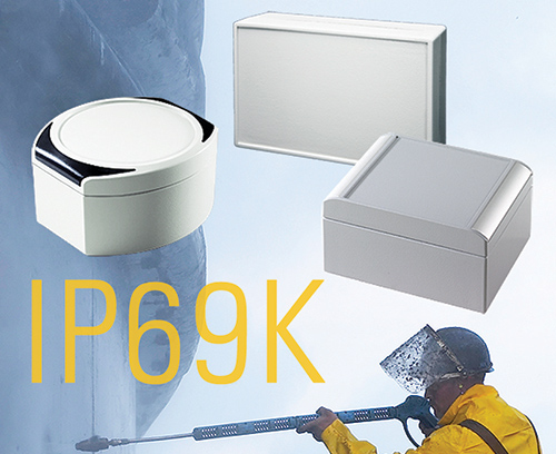 Specifying IP67 and IP69K enclosures