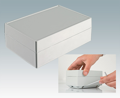 aluSMART enclosures