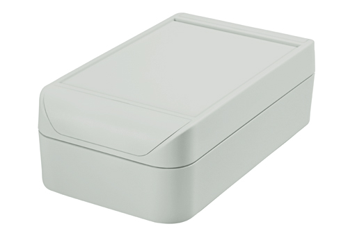 Plastic premium enclosure made from high-quality LURAN.